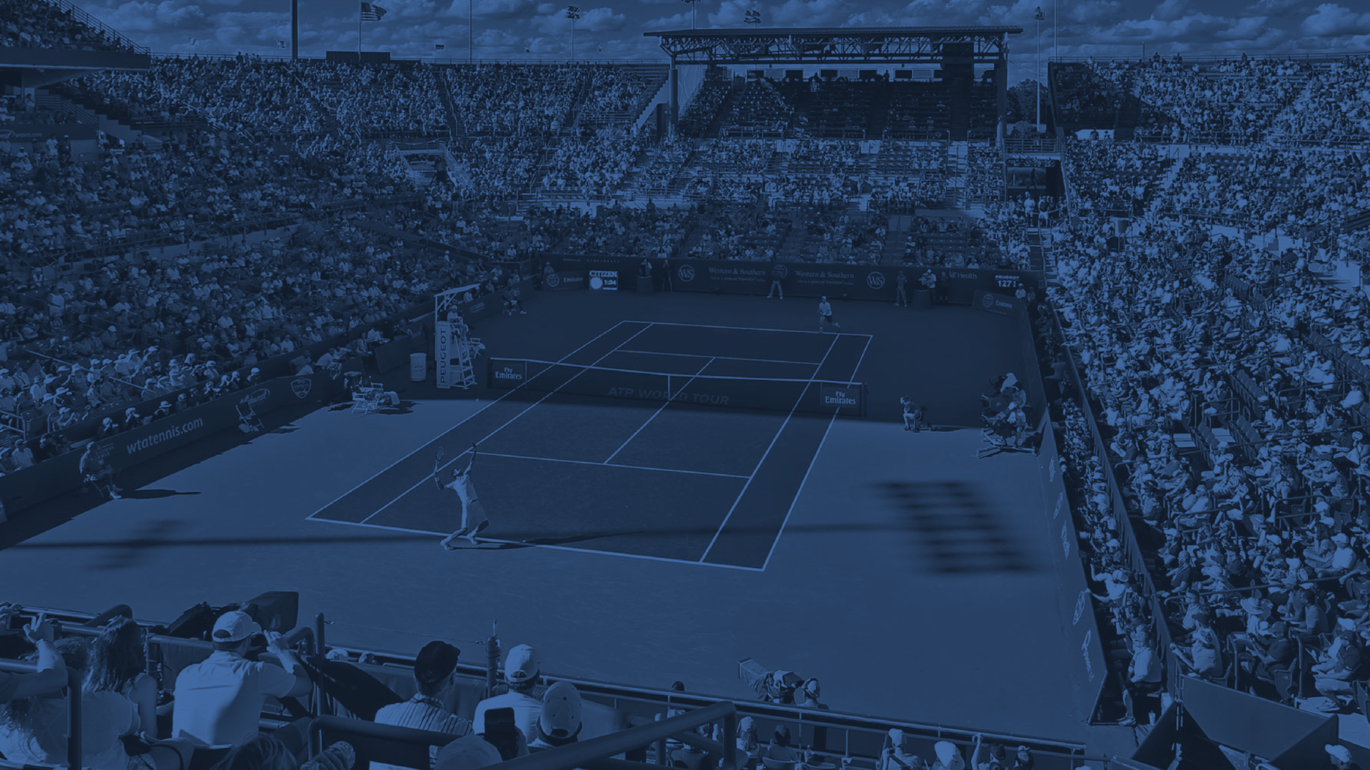 1st. WORLD TENNIS CONFERENCE