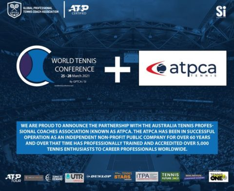 WORLD TENNIS CONFERENCE by GPTCA/SI Special Annoucement ATPCA Partnership